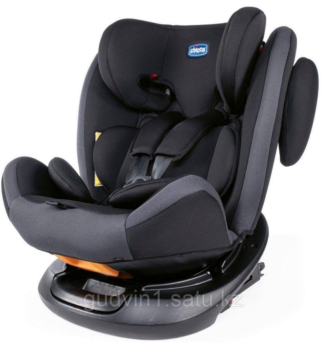 Chicco: Автокресло Unico Isofix Jet Black (0-36 kg) 0+ код: 1123623