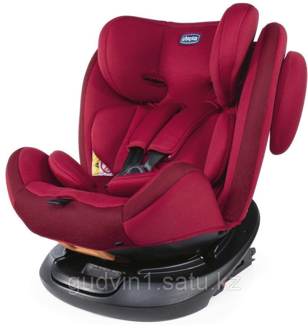 Chicco: Автокресло Unico Isofix Red Passion (0-36 kg) 0+ код: 1123622