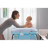 Chicco: Столик для пеленания + ванночка Ocean код: 1069469, фото 6
