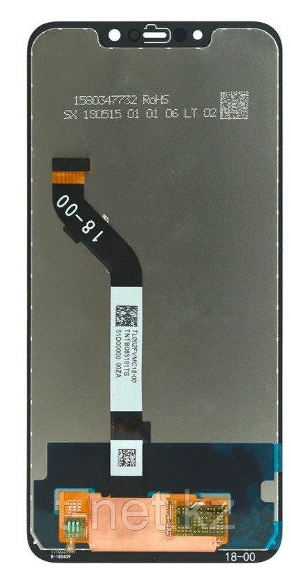 Дисплей Xiaomi Pocophone F1 в сборе, с сенсором цвет черный