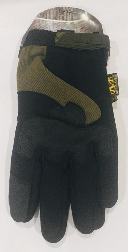 Перчатки тактические M-Pact Glove с пальцами - фото 3