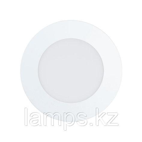 Светильник встраиваемый Eglo  FUEVA  LED 5.5W/3000K, фото 2