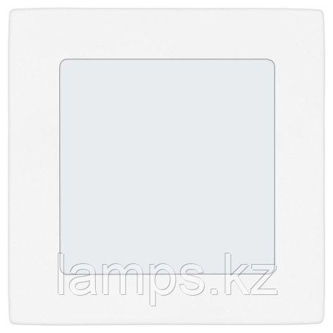 Светильник встраиваемый Eglo  FUEVA 1 LED 5.5W 3000K 120*120 600, фото 2