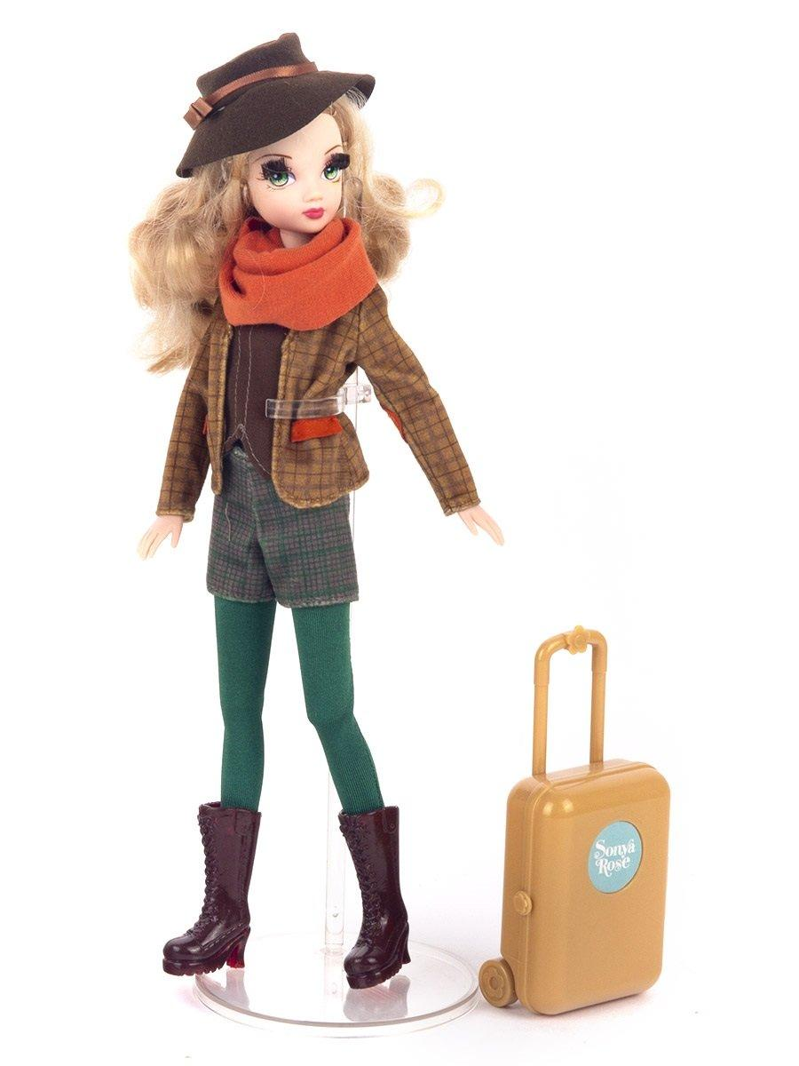 "Sonya Rose Кукла ""Daily Collection"" Путешествие в Англию"