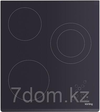 Встраиваемая поверхность керамическая Korting HK 42031 B, фото 2