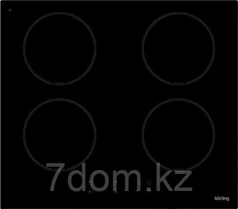 Встраиваемая поверхность индукция Korting HI 6404 B, фото 2