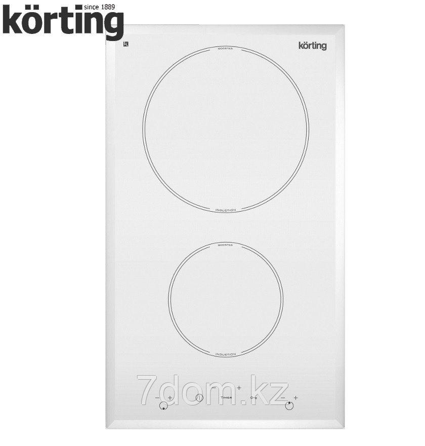 Встраиваемая поверхность индукц Korting HI 32003 BW
