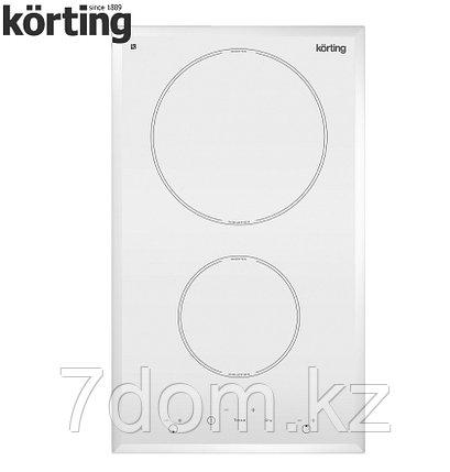 Встраиваемая поверхность индукц Korting HI 32003 BW  , фото 2