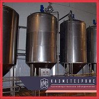 Производство резервуаров для молочной промышленности