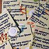 Игра с липучками Время  На 3 языках +Расписание  уроков на неделю, фото 3