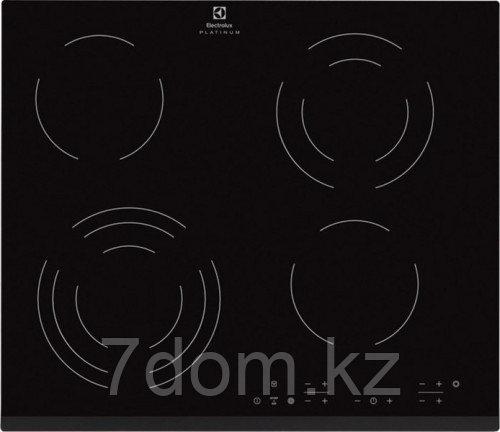Встраиваемая поверхность керам. Electrolux CPE 6433 KF