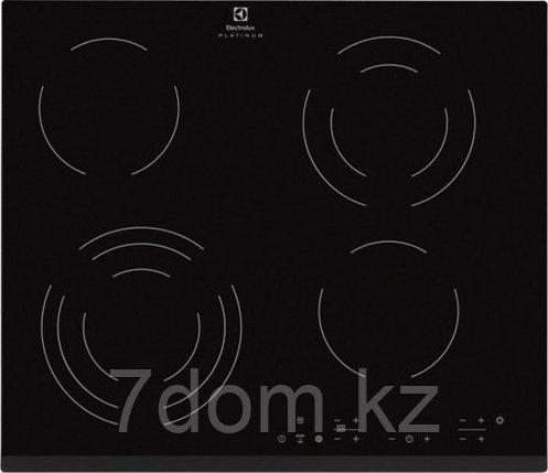 Встраиваемая поверхность керам. Electrolux CPE 6433 KF  , фото 2