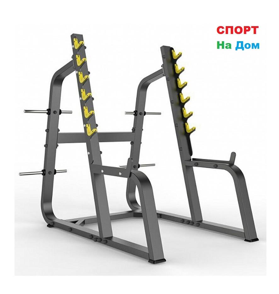 Силовая рама (стойка) для приседа и жима RS-9902 B