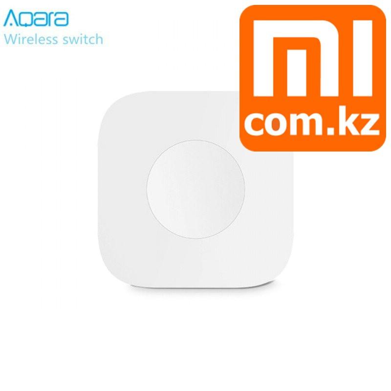 Беспроводная кнопка Xiaomi Mi Aqara Wireless Switch для системы Умный Дом. Оригинал. - фото 1