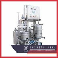 Производство резервуаров для пивобезалкогольной промышленности