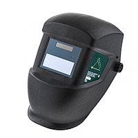 Щиток защитный лицевой (маска сварщика) с автозатемнением Ф1, коробка// Сибртех