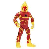 Ben 10 Человек-огонь Фигурка 16 см со светом и звуком