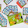 """Игра для веселой компании """"Түсіндірші Объясни-ка 6+"""" (на 2 языках: казахский, русский) ,100 карточек, фото 2"""
