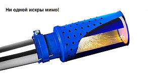 Искрогаситель автомобильный ИСГ-120