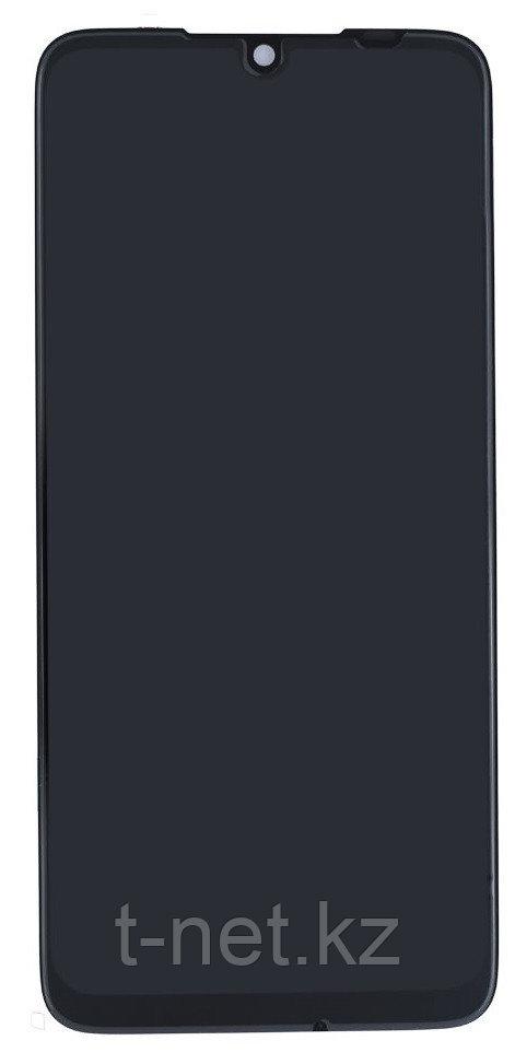Дисплей Xiaomi Redmi Note 7 в сборе, с сенсором цвет черный