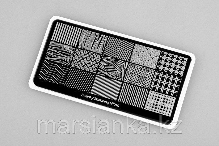 Пластина Swanky Stamping #19, фото 2