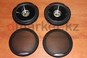 Динамики TS-G1615R, диаметр 16 см, 230 Вт, двухполосные