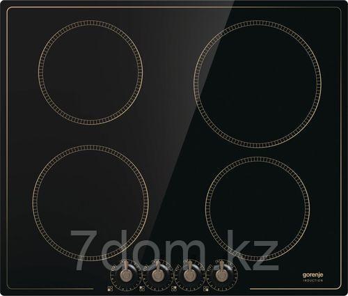 Встраиваемая поверхность индукц Gorenje IK 640 CLB, фото 2