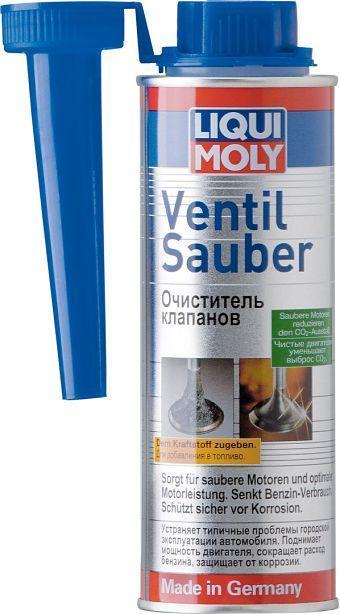 Присадка для очистителя клапанов LIQUI MOLY Ventil Sauber 150ml.