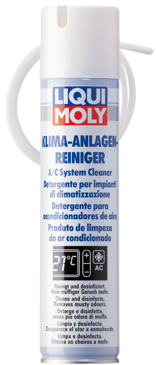Очиститель кондиционера LIQUI MOLY Klima Anlagen Reiniger 250 ml.