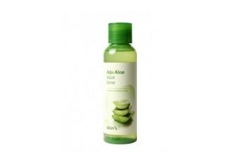 Увлажняющий и успокаивающий тонер с алоэ вера SKIN79 Jeju Aloe Aqua Toner Moisturizing & Soothing