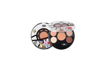 Мультипалетка теней EyeShadow palette by VT BT21