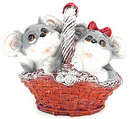 "Копилка""мышки в корзине"""