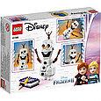 41169 Lego Disney Princess Олаф, Лего Принцессы Дисней, фото 2