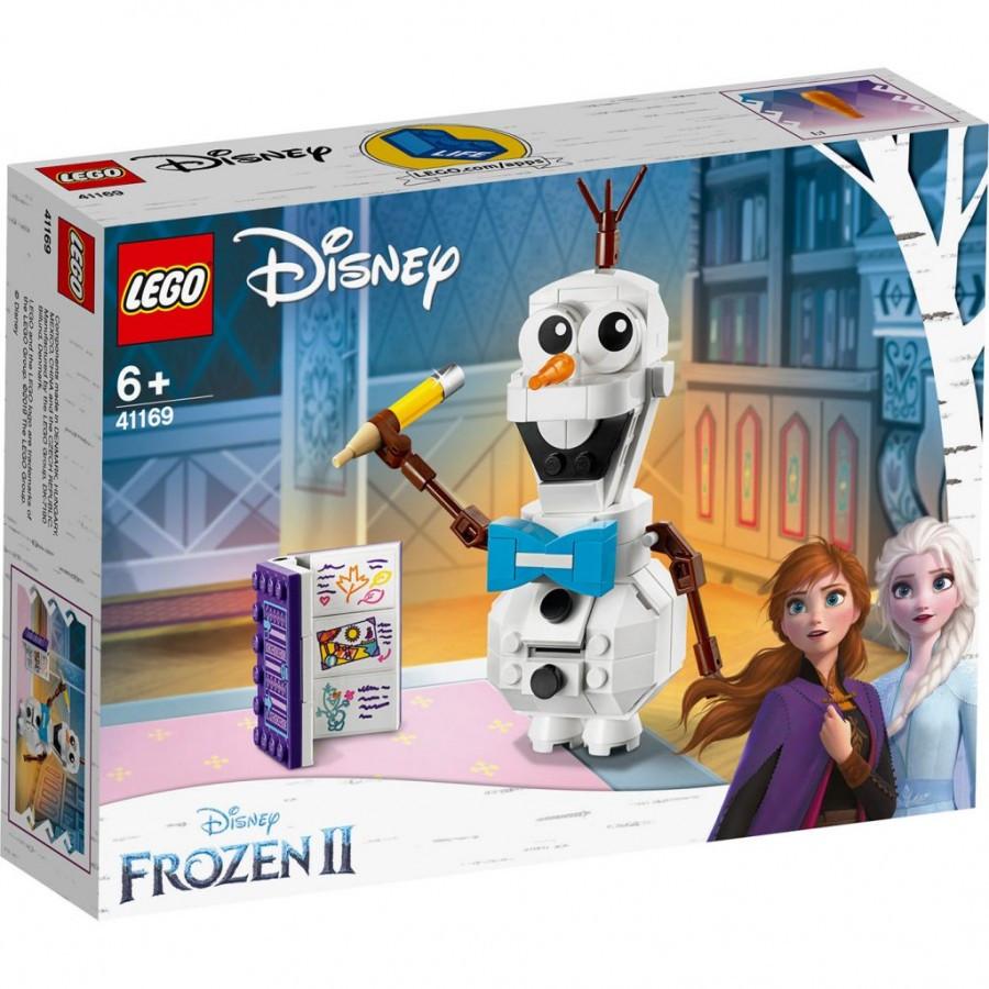 41169 Lego Disney Princess Олаф, Лего Принцессы Дисней
