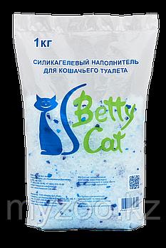 Наполнитель Happy cat (Хеппи Кэт) селикогель, 2.2 л. 1кг нейтральный без запаха