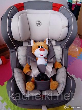 Автокресло Passenger V2 HB   Happy Baby