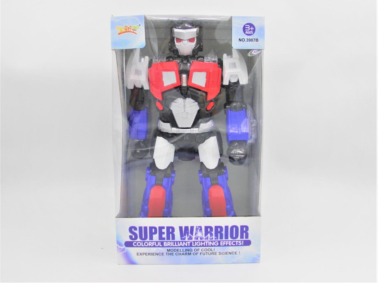 """Робот """" Super warrior"""""""