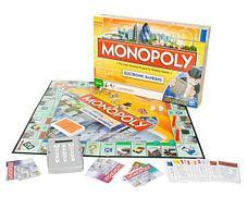 Настольная игра Монополия с банковскими карточками, с городами России, фото 3