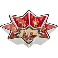 "Салатник ""CHRISTMAS COLLECTION"" Диаметр=17 СМ (586-132)"