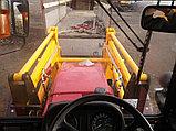 Экскаватор-погрузчик на базе МТЗ, фото 4