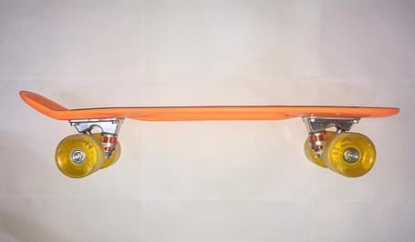 Оранжевый Пенни Борд (пластборд), фото 2