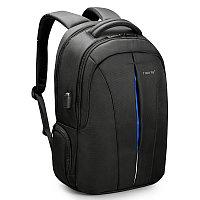 Рюкзак городской Tigernu T-B3105 черный с синим, фото 1