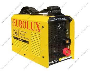 Сварочный аппарат  инверторный   IWM220 Eurolux