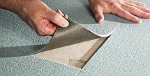 Тафтинговая ковровая плитка