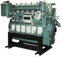 Тепловозный Дизельный Двигатель 6Чн21 21 (211Д 3)