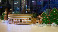 Новогодние декорации из пенопласта на заказ