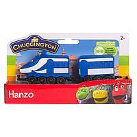 CHUGGINGTON набор «паровозик с вагончиком Ханзо»