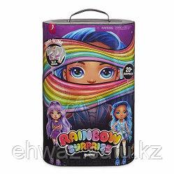 Кукла сюрприз Фиолетовая или голубая Леди