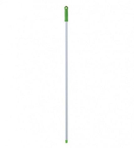 Ручка для держателя Мопов, 140 см, d=23,5 мм, анодированный алюминий, зеленый НОВИНКА, фото 2
