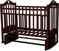 Кровать детская Каролина-3. венге, фото 1
